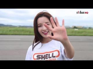 남규리[Nam Gyu Ri] : 남규리 탑기어 코리아 시즌7 촬영 현장 공개