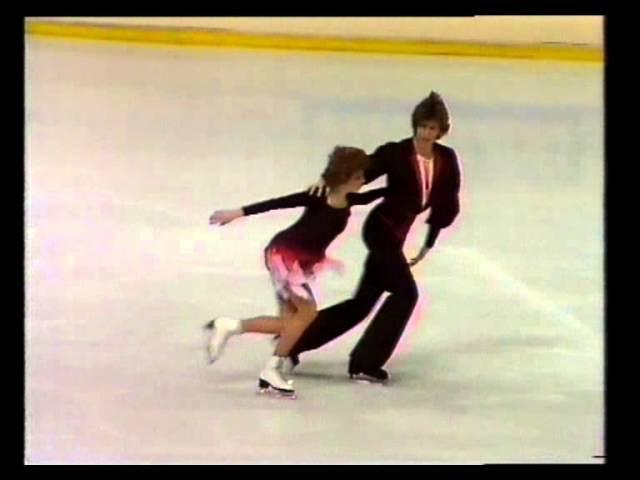 1984-1985 E Bestemianova/Bukin EX (1)