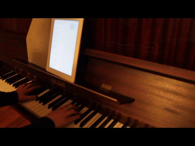 Feridun Düzağaç - Adı Sevda (Aşk Laftan Anlamaz OST) piano cover