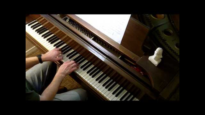 Little Dorrit - Theme Song Medley - Piano Music