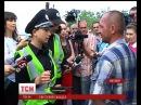 З півсотні жителів Житомира перекрили дорогу вантажівкам, які везуть сміття зі Львову