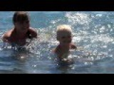 Отдых на на черном море с детьми Сочи. Дагомыс. Путешествия с ребёнком.