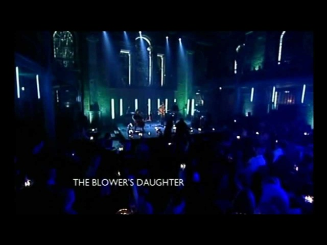 Damien Rice - The Blower's Daughter (live in London for the BBC 4 Sessions)