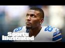 Dallas Cowboys' Dez Bryant Skips MRI, NY Giants' Victor Cruz Responds | SI NOW | Sports Illustrated