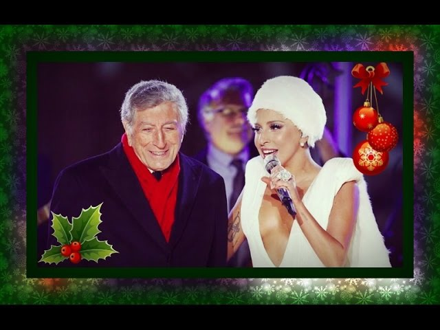 Lady Gaga Tony Bennett - Winter Wonderland - Christmas in Rockefeller Center 2014