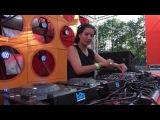 HardTechno Fernanda Martins @ Refuse Stage - Decibel Outdoor Festival AUG2016 (Video Set)