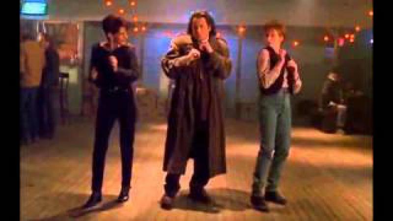 Aretha Franklin Chain Of Fools John Travolta Dance