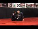 Jiu Jitsu Techniques - Baseball Choke from the Butterfly Guard jiu jitsu techniques - baseball choke from the butterfly guard
