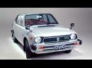 Honda Civic 4 door 1500 GF JP spec 09 1977–06 1978