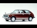 Honda Civic 4 door 1200 GF JP spec 09 1977–06 1978
