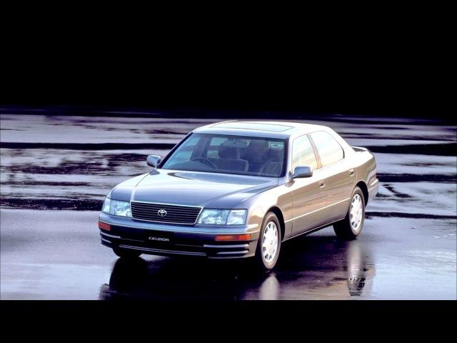 Toyota Celsior UCF20 10 1994–06 1997