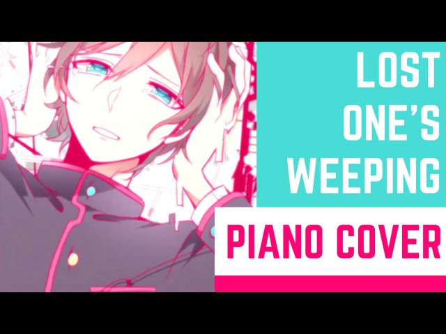 Lost One's Weeping (English Piano Cover)【JubyPhonic】ロストワンの号哭 〜ピアノ〜