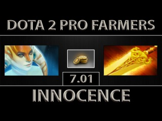 Innocence Naga Siren Fast Farm ► TI6 Winner Micro ► Dota 2 [7.01]