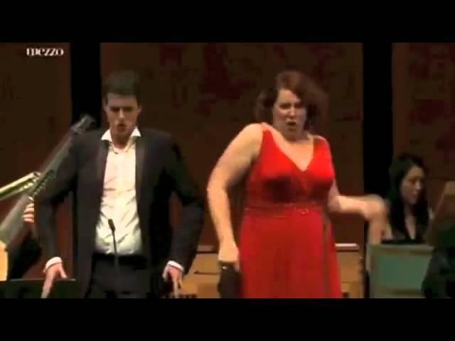Two Voice Comedians: Marie Nicole Lemieux, Philippe Jaroussky