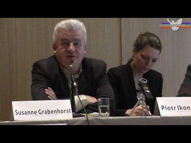 NATO Gipfel Juli 2016 in Warschau: Piotr Ikonowicz beschreibt die aktuelle politische Lage in Polen