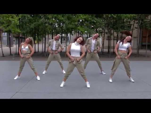 Mek It Bunx | DeeWunn ft. Marcy Chin | MnM Choreography (Mike Marcelo)