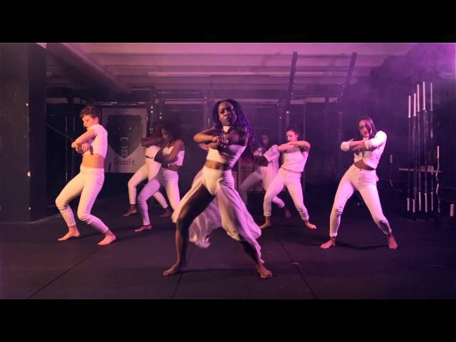 Work (Dancehall Remix) By Sekuence - Choreography by Bella Garcia