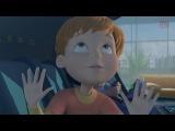 Мир мультфильмов - тайна едкого дыма - уникальный антитабачный мультфильм