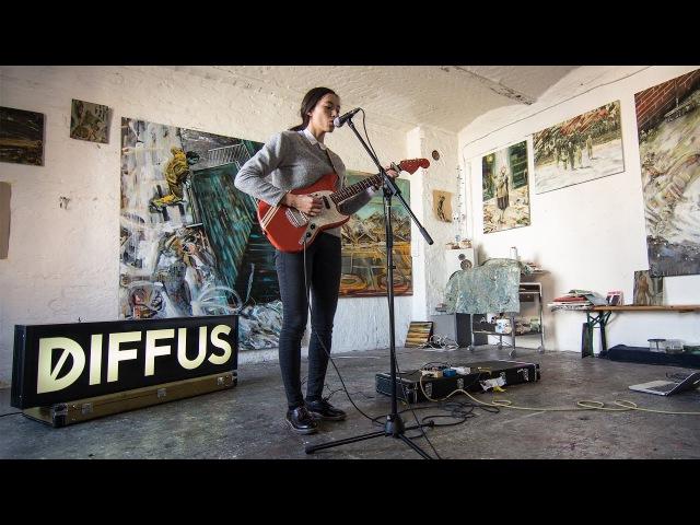 Fazerdaze - Little Uneasy (Live Session) DIFFUS Magazin
