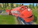 Веселые паровозики из Чаггингтона - Время ремонта - Серия 75 (мультики про поезда)