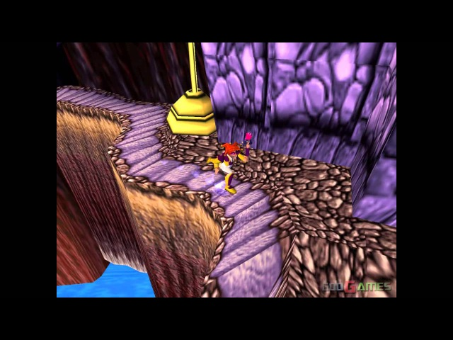 Pandemonium 2 - Gameplay PSX (PS One) HD 720P (Playstation classics)
