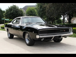 1968 Dodge Charger RT For Sale
