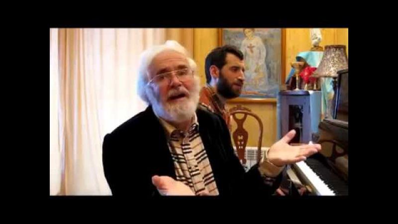 Иоанн Богомил и Тео Леонов. Бетховен, 5 концерт, адажио комментарий