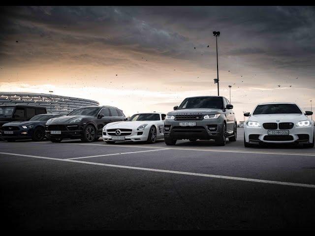 AutoBUZZ - BAKU CARS MEETING.