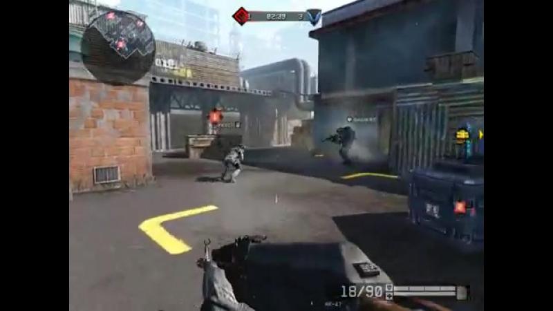 WarFace Сервер чарли Клановая битва Полярная звезда VS Фул хаос 1 Игра