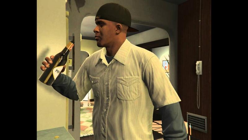Grand Theft Auto V Как сохраниться [Прохождение без комментариев GTA 5] 15