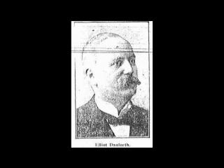 Альберт Бензлер, запись 1906 года