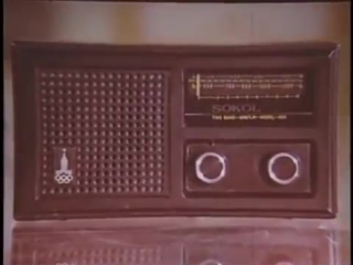 Советская реклама - Сокол 404