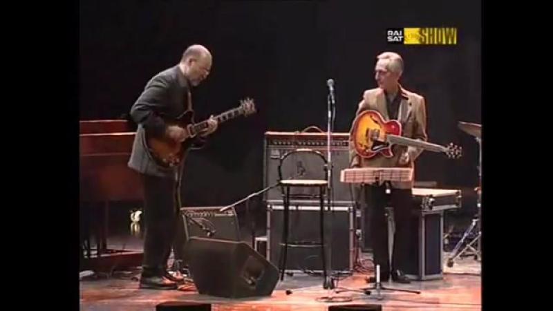 Pat Martino Trio with John Scofield - Sunny