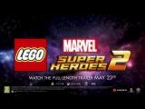 LEGO Marvel Super Heroes 2 - Announce Teaser Trailer - YouTube (1080p)