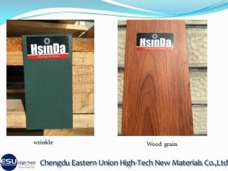 Hsinda powder coating