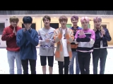 170213 BTS' Comeback Greeting for Melon Music