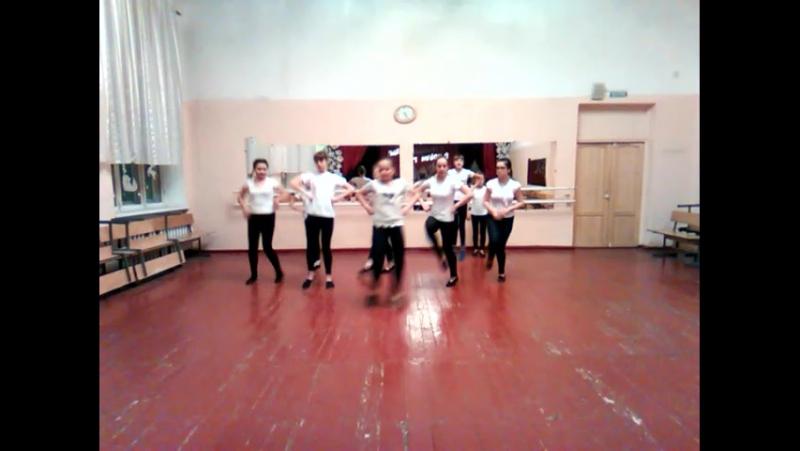 Открытый урок 25 01 17 Русский народный стилизованный танец Свистопляска