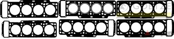 Головка цилиндра для BMW 02 кабрио (E10)