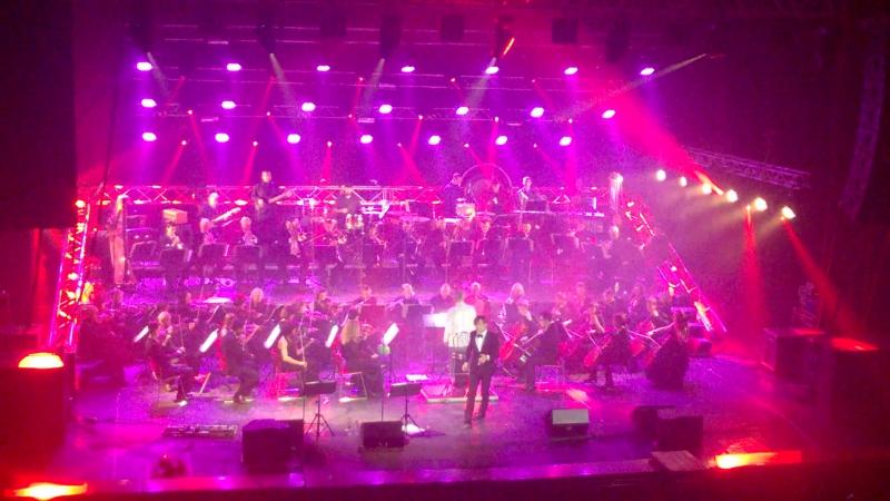 Би 2 с симфоническим оркестром Варвара