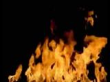 футаж огонь (10-14)