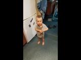 Вечерние танцы)Маруся и Георгий.,2.5 года