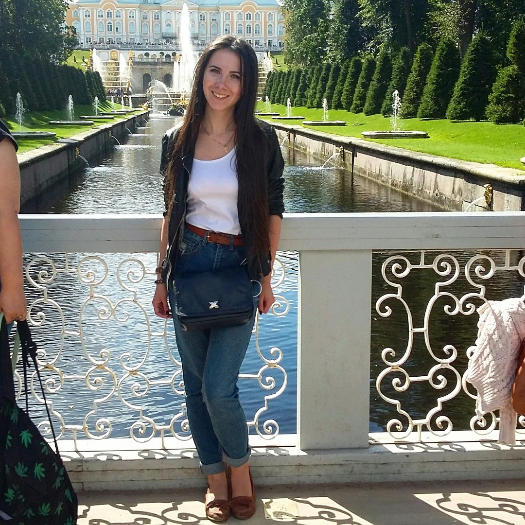 Ира Велицкая, Санкт-Петербург - фото №1