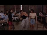 Танец Ван Дамма из фильма Кикбоксер (оригинал).