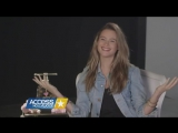 Behati talking to access Hollywood about the new fragrance by Juicy Couture