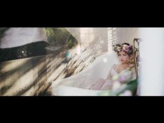 Фотосессия беременности в молочной ванне - artfamilyphoto.ru