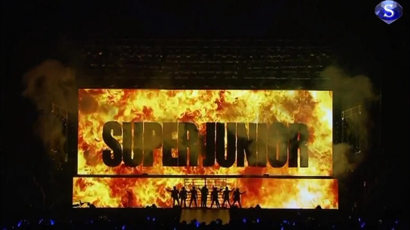 Super Junior (슈퍼주니어) - Twins (Knock out) [Super Show 6 (SS6) In Japan, Tokyo] (рус.саб)