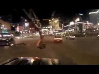 Jason Bourne Las Vegas Car Chase
