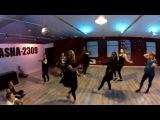Dua Lipa - Blow Your Mind (Mwah) Jazz Funk Choreo by V.Ponomarev