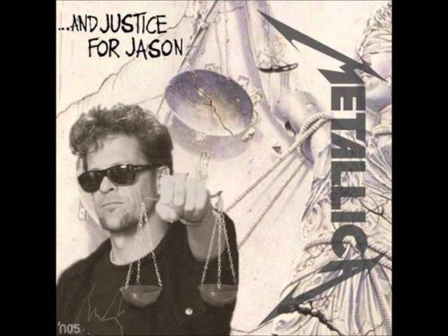 Metallica - ...And Justice For Jason Full Album (AJFA with enhanced Bassline)