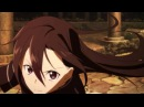 Sword Art Online ll - Первый бой Кирито. (GGO.)